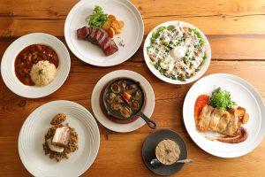 日比谷で肉料理ならフレンチの「bar a vin ROTI」